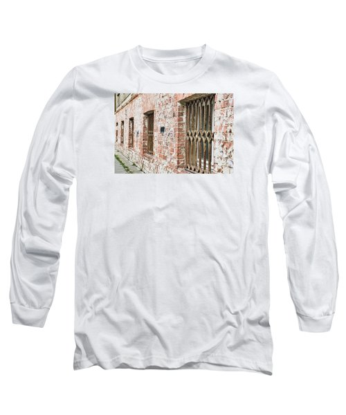 Window Bars Long Sleeve T-Shirt