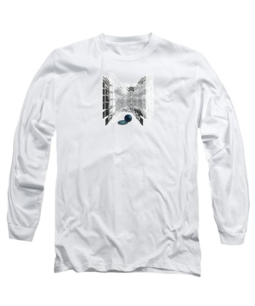 Long Sleeve T-Shirt featuring the photograph 4387 by Peter Holme III