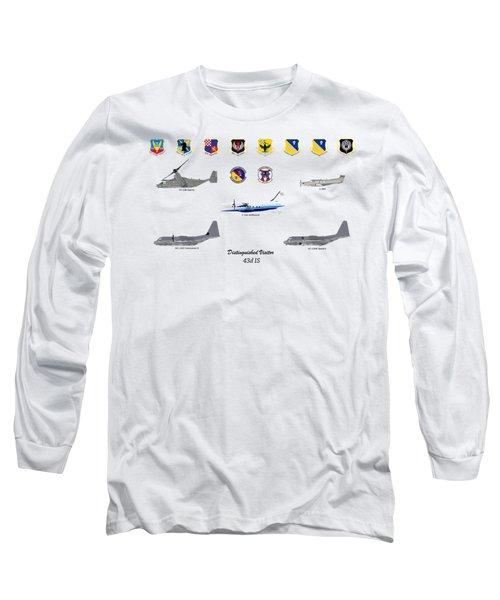 43is Dv Mug Design Long Sleeve T-Shirt by Arthur Eggers