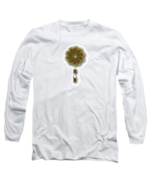Long Sleeve T-Shirt featuring the photograph 4421 by Peter Holme III