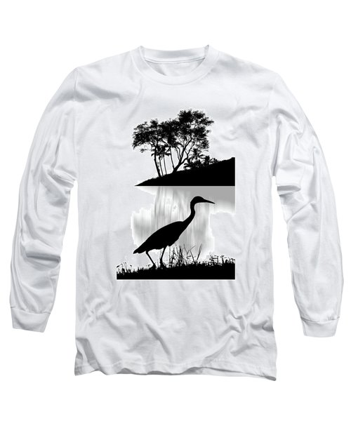 Long Sleeve T-Shirt featuring the photograph 4474 by Peter Holme III