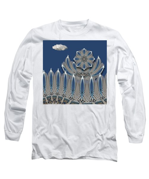 Long Sleeve T-Shirt featuring the photograph 4475 by Peter Holme III