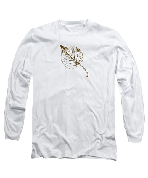 Autumn Day Long Sleeve T-Shirt by Chastity Hoff