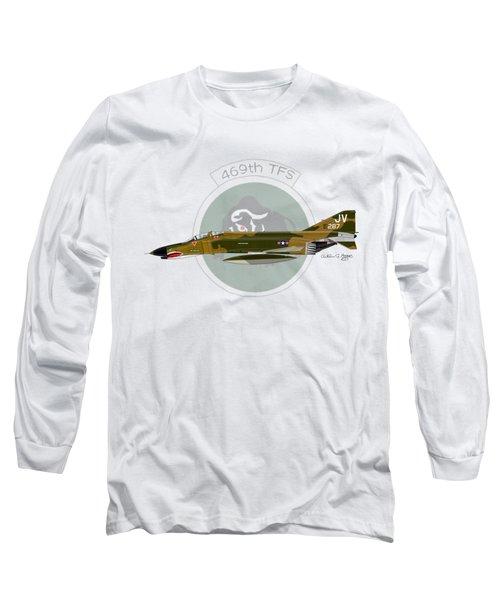 F-4e Phantom II Long Sleeve T-Shirt