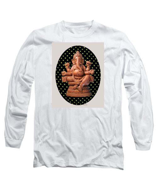 Ganesha Long Sleeve T-Shirt