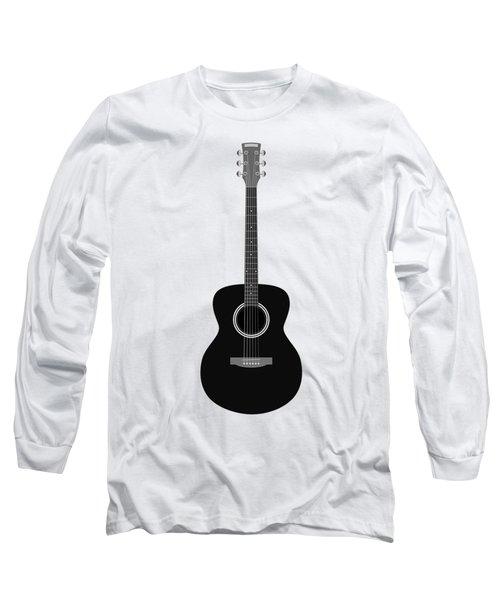 Long Sleeve T-Shirt featuring the digital art Guitar by Michal Boubin