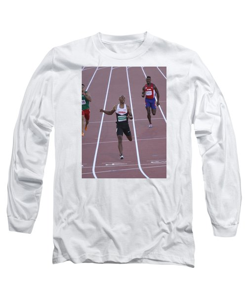Pam Am Games. Athletics Long Sleeve T-Shirt