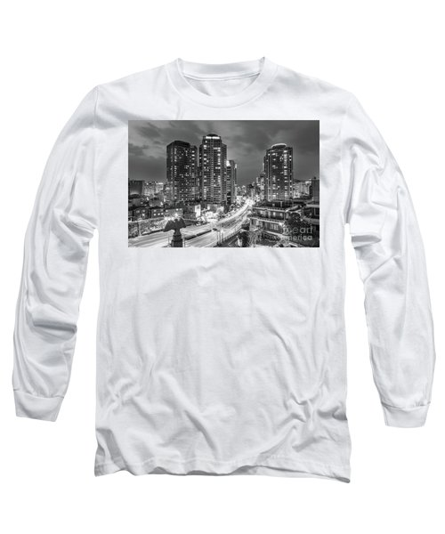 Seoul Night Rush Long Sleeve T-Shirt