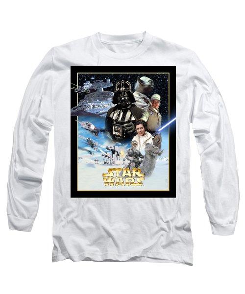 Star Wars Episode V - The Empire Strikes Back 1980 Long Sleeve T-Shirt