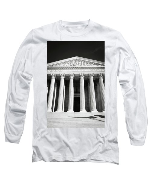 Supreme Court Of The United States Of America Long Sleeve T-Shirt