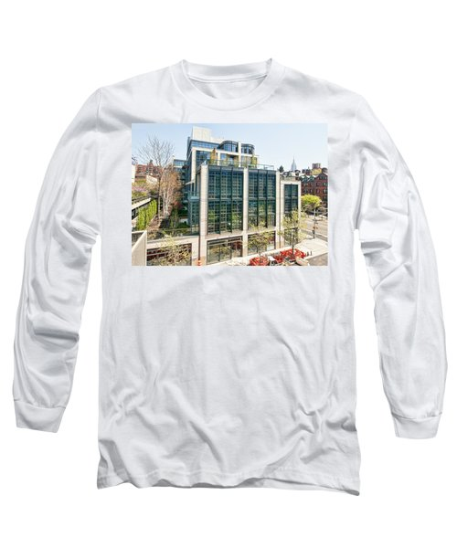 500 W 21st Street 3 Long Sleeve T-Shirt