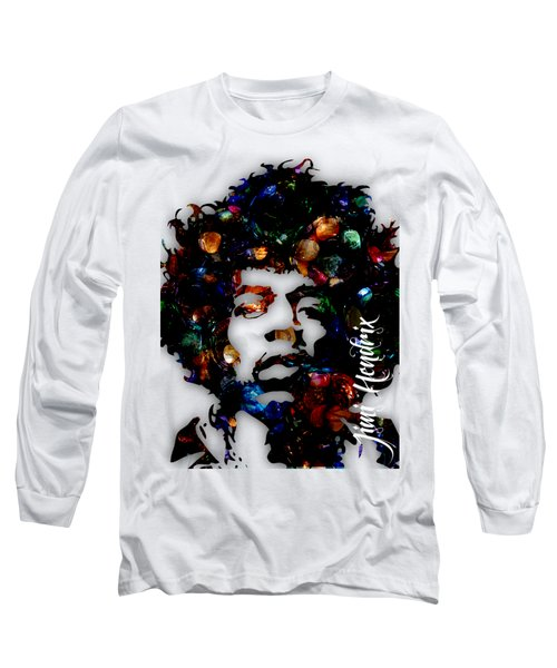 Jimi Hendrix Collection Long Sleeve T-Shirt