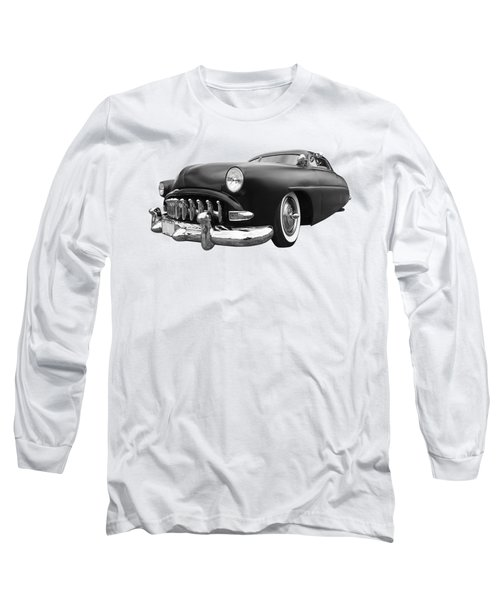 52 Hudson Pacemaker Coupe Long Sleeve T-Shirt by Gill Billington
