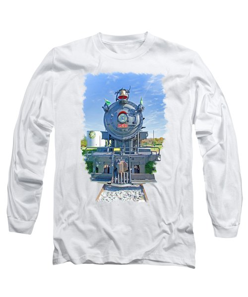 542 Long Sleeve T-Shirt by Larry Bishop