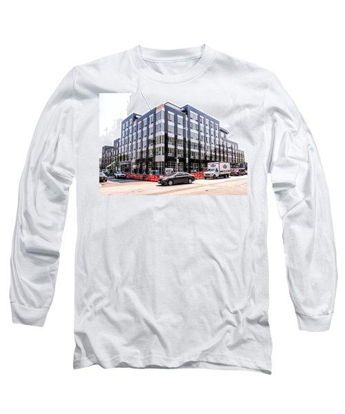 544 Union 4 Long Sleeve T-Shirt