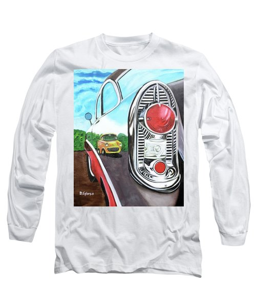 56 Chevy Reflections Long Sleeve T-Shirt