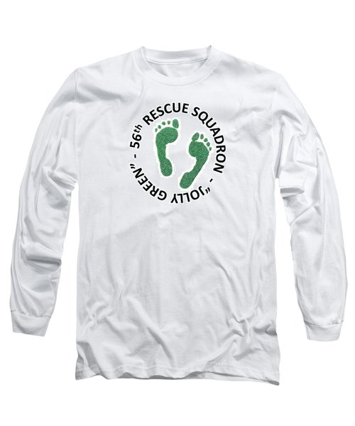 56th Rescue Squadron Long Sleeve T-Shirt
