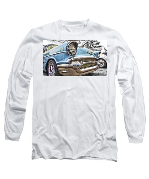 '57 Chevy Bel Air Long Sleeve T-Shirt