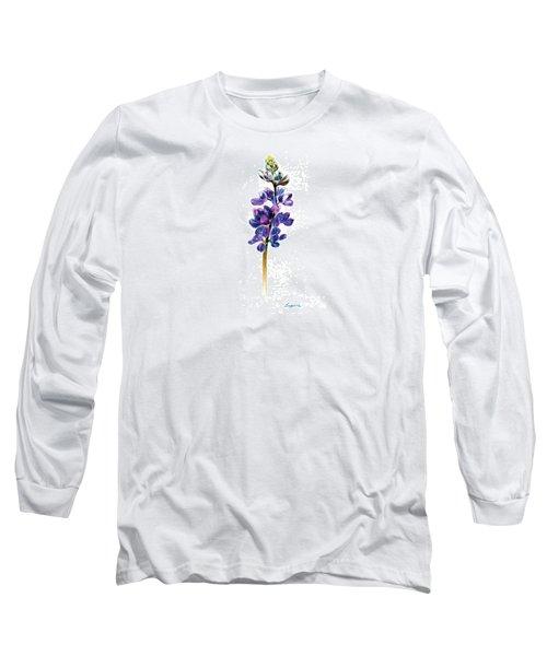 5x7auto Lupine Long Sleeve T-Shirt