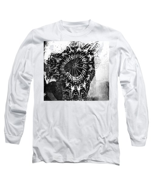 And Grandma Did The Cooking  Long Sleeve T-Shirt by Danica Radman