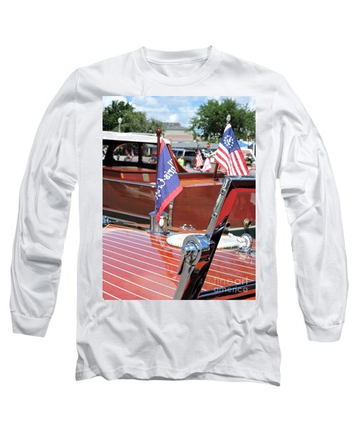 Chris Craft Runabout Long Sleeve T-Shirt