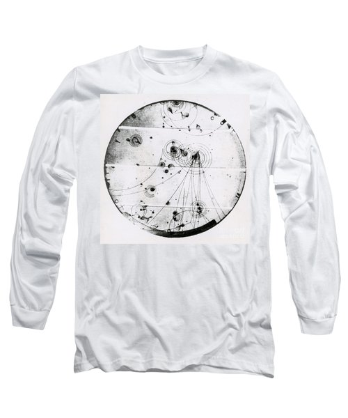 Proton-photon Collision Long Sleeve T-Shirt