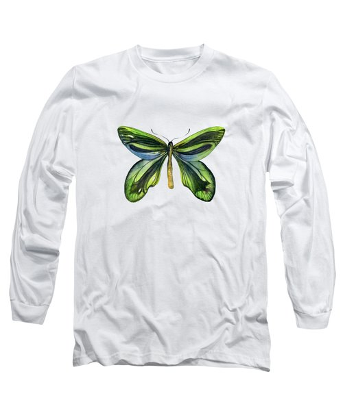 6 Queen Alexandra Butterfly Long Sleeve T-Shirt