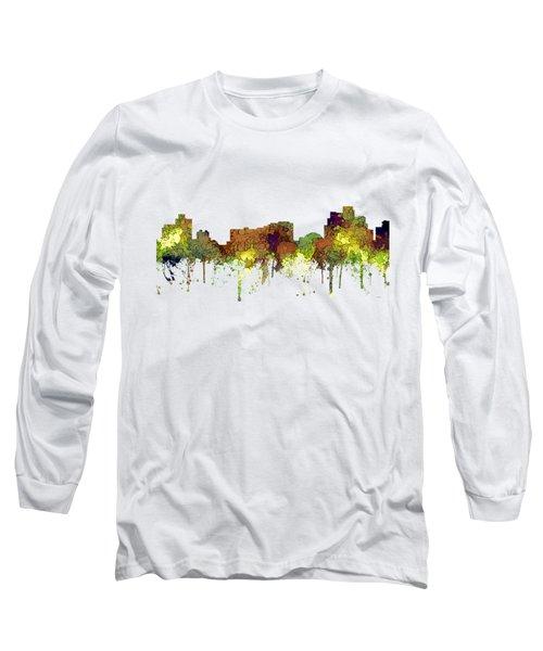 Reno Nevada Skyline Long Sleeve T-Shirt