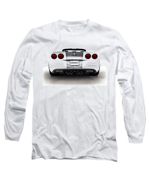 60th Anniversary Corvette Long Sleeve T-Shirt