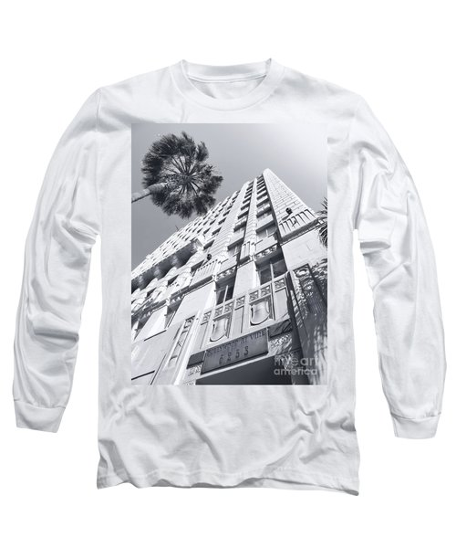 6253 Hollywood At Vine Long Sleeve T-Shirt