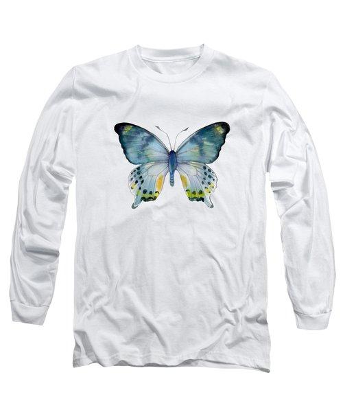 68 Laglaizei Butterfly Long Sleeve T-Shirt
