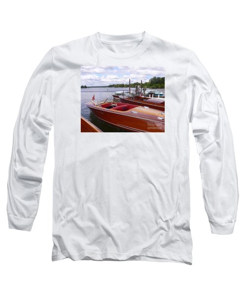 Chris Craft Custom Long Sleeve T-Shirt