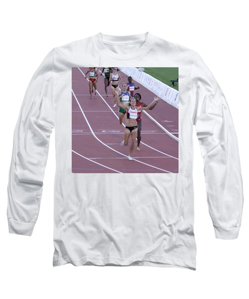 Pam Am Games Athletics Long Sleeve T-Shirt