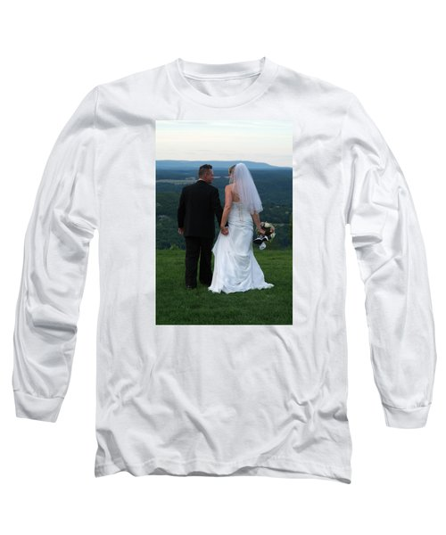 Rebecca And David Long Sleeve T-Shirt