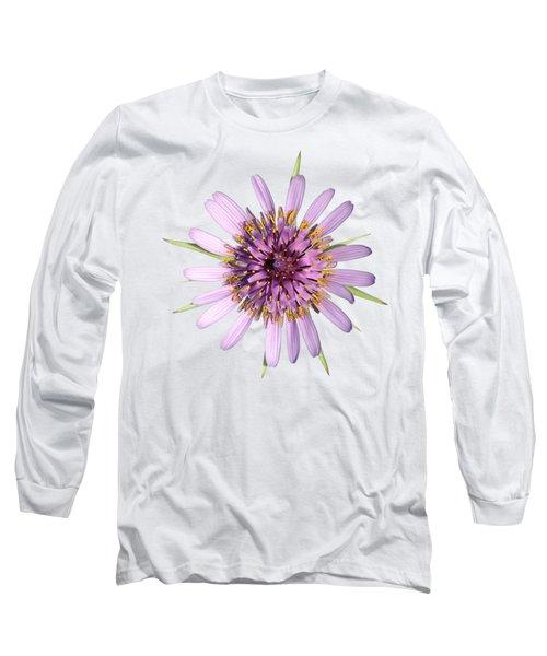 Salsify Flower Long Sleeve T-Shirt