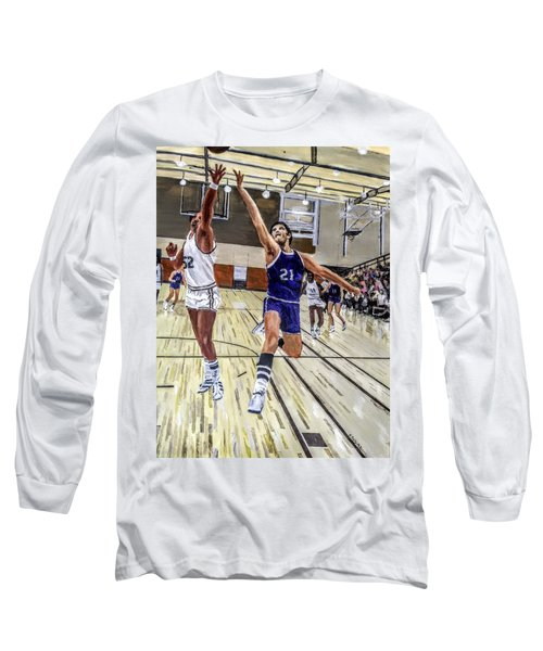 70's Layup Long Sleeve T-Shirt