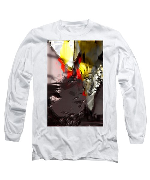 Eric Clapton Collection Long Sleeve T-Shirt by Marvin Blaine