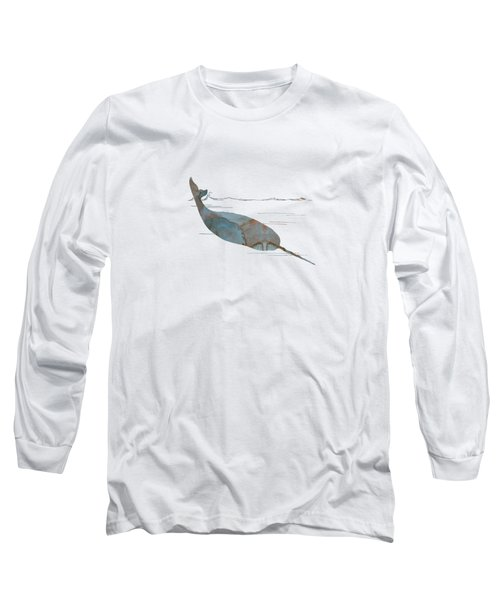 Narwhal Long Sleeve T-Shirt