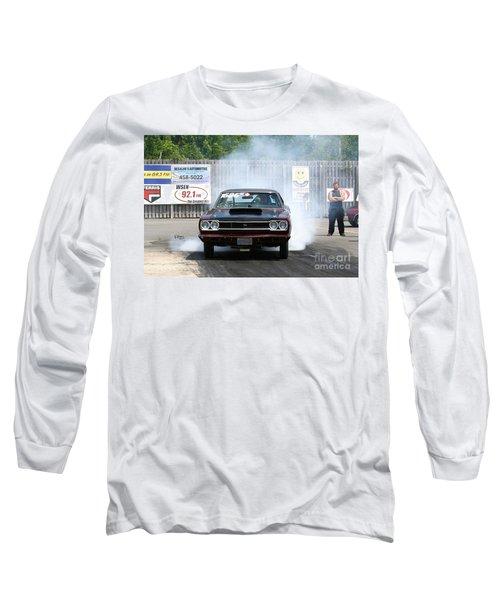 8688 06-15-2015 Esta Safety Park Long Sleeve T-Shirt