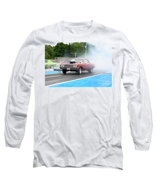 8931 06-15-2015 Esta Safety Park Long Sleeve T-Shirt