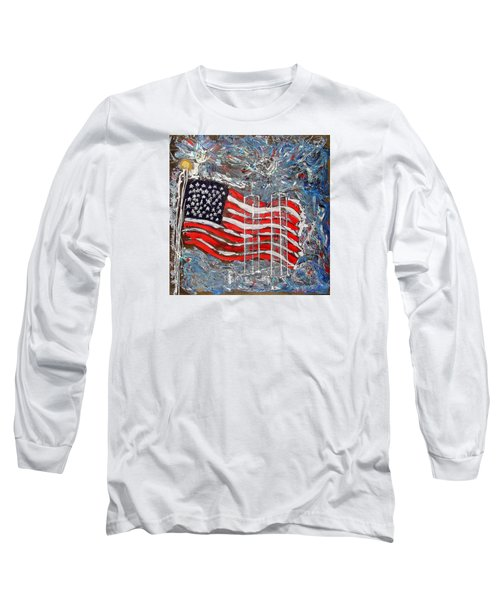 9/11 Tribute Long Sleeve T-Shirt