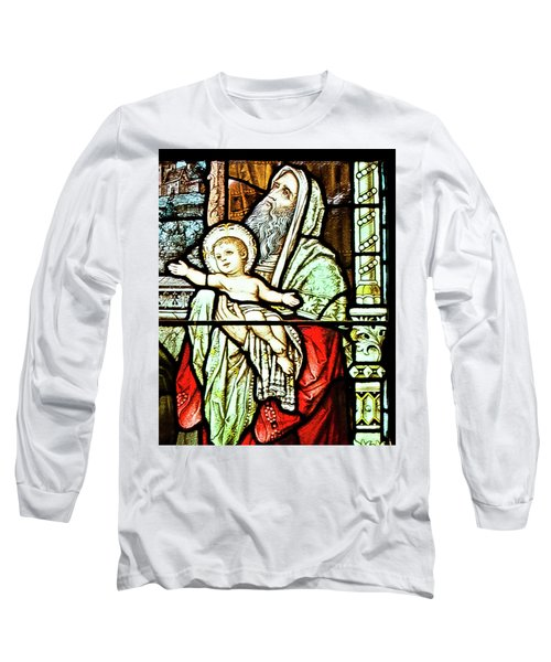 Saint Anne's Windows Long Sleeve T-Shirt