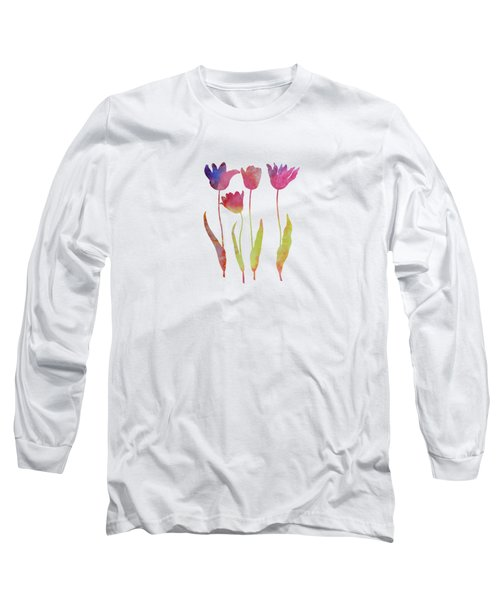 Tuilps Long Sleeve T-Shirt