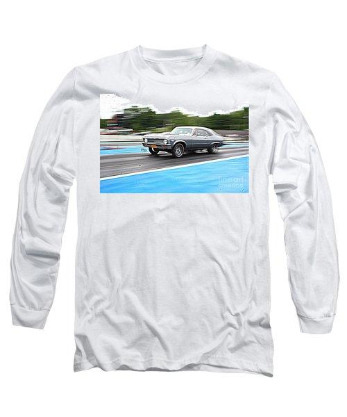 9030 06-15-2015 Esta Safety Park Long Sleeve T-Shirt