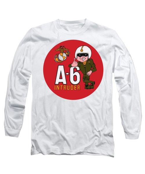 A-6 Intruder Long Sleeve T-Shirt