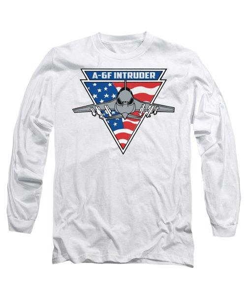 A-6f Intruder Long Sleeve T-Shirt