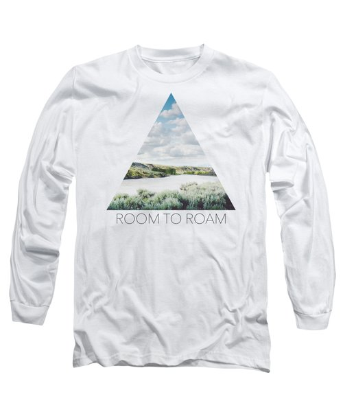 A Bend In The Yellowstone Long Sleeve T-Shirt