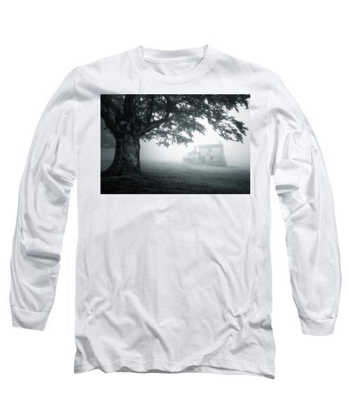 A Cabin In The Woods Long Sleeve T-Shirt