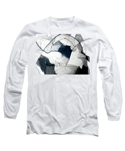 A Cameo Heart Long Sleeve T-Shirt