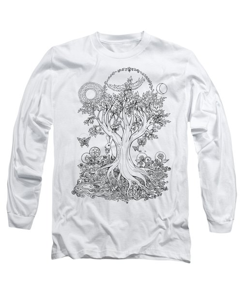 A Celebration Of Spring Long Sleeve T-Shirt
